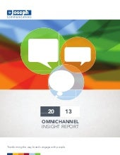 SJC 2013 Omni-channel insight report