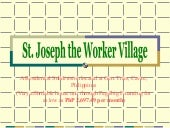 St. Joseph The Worker Village