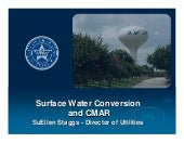 Surface Water Conversion - City of ...