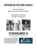 Standard 6 Review Guide (SC US History EOC)