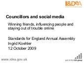 Councillors and social media: winni...