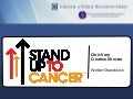 Stand Up2 Cancer Cprf Presentation