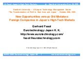Foreign companies in Japan's high-t...