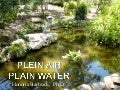 Plein Air Plain Water: Watercolor paintings of Japanese Garden