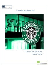 Starbucks Analise EDconsulting