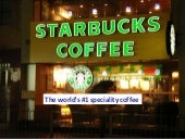 Starbucks International Marketing S...