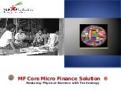Star Knowledge Mf Core Micro Financ...
