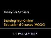 Starting your own educational cours...