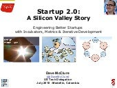 Startup 2.0: A Silicon Valley Story (July 2010)