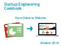 Startup Engineering Cookbook