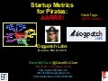 Startup Metrics 4 Pirates (DogPatch Labs, Boston, March 2010)