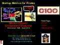 Startup Metrics for Pirates (Sept 2010, Vancouver)