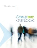 Silicon Valley Bank Startup Outlook 2012