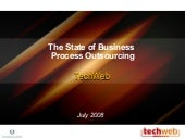 State of Business Process Outsourcing