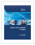 State of georgia annual state it report 2014