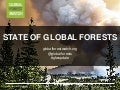 State of Global Forests