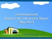 commonground State of the Community