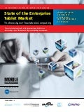 State of the enterprise tablet data