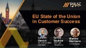 State of the Union: Customer Success in Europe