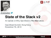 State of the Stack v2