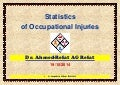 Statistics of occupational accidents