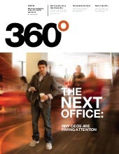 Steelcase 360   The Next Office