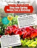 Step into Spring Garden Tour and Workshop