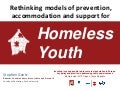 Combating youth homelessness in Canada: what lessons for Europe