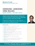 Steve Davis' Linkedin  for Business Development Workshop