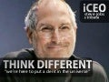 Steve Jobs THINK DIFFERENT - a Tribute