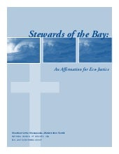 Stewards of the Bay: An Affirmation...