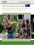 CIAT's Partnership with Australia: Opportunity, food security, and economic empowerment for the world's poor