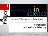 women in science