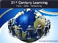 21st Century Learning - Moving Beyond the Tools