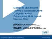 Mailbox to Multichannel: Turn an Of...