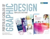 StockLayouts Portfolio Samples: Graphic Design Ideas & Inspiration