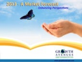 Stock market forecast for 2013
