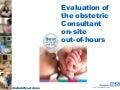 Improving safety in maternity services - Stockport NHS Foundation Trust