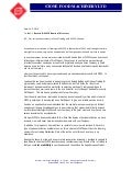 Stone food machinery recommendation for José Ricaurte Jaén WPFX-letter to-the_board_of_directors