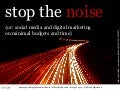 Stop the noise - ten digital marketing tips