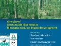 Stormwater  Roundtable Presenation 01/10