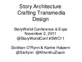 Story Architecture - Crafting Trans...