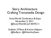 Story Architecture: Crafting Transm...