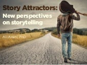 Story Attractors: New Perspective on Storytelling