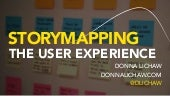 Storymapping the Experience