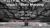 Impact / Story Mapping