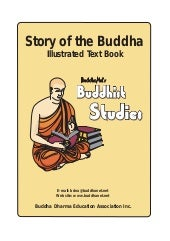 Story Of The Buddha