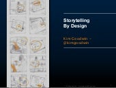 Storytelling by Design (scenarios t...