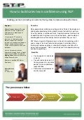 Stp leaflet. nlp in sales   july 2011