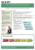 Stp leaflet. strategy deployment   master july 2011